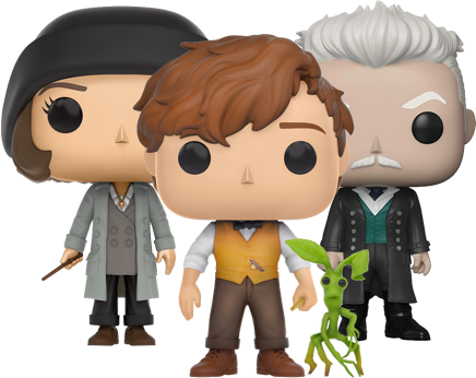Fantastic Beasts Pop! Vinyls