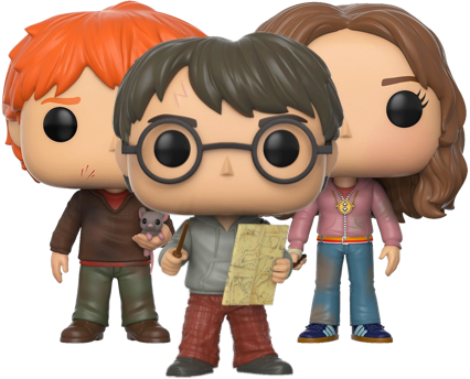 Harry Potter Pop! Vinyls