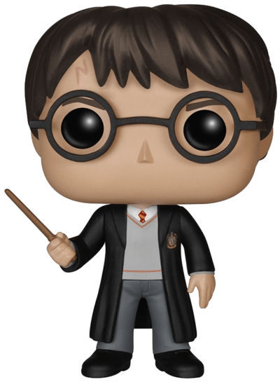 #01 Harry Potter | Harry Potter Funko Pop! Vinyl