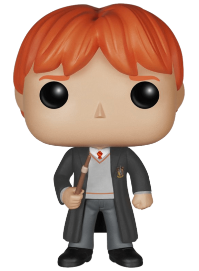 #02 Ron Weasley | Harry Potter Funko Pop! Vinyl