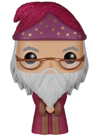 #04 Albus Dumbledore | Harry Potter Funko Pop! Vinyl