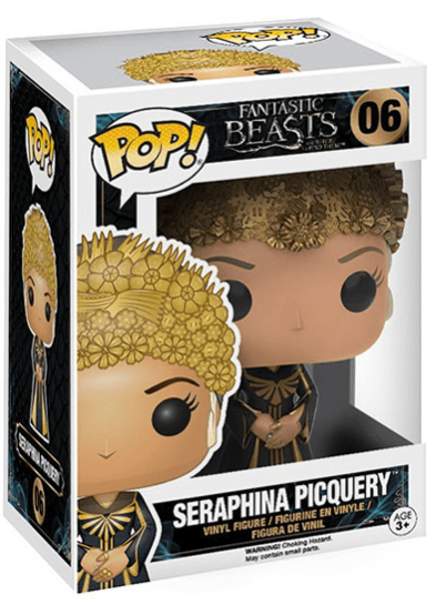 #06 Seraphina Picquery | Fantastic Beasts Funko Pop! Vinyl in box