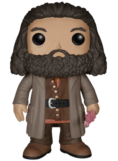 #07 Rubeus Hagrid (6″ Super Sized Pop) | Harry Potter Funko Pop! Vinyl