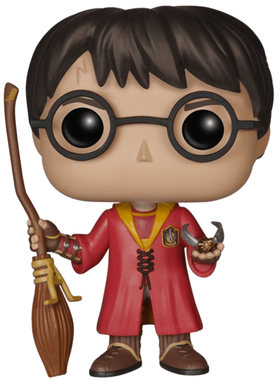 #08 Harry Potter (Quidditch) | Harry Potter Funko Pop! Vinyl