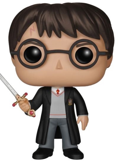 #09 Harry Potter (Sword Of Gryffindor) | Harry Potter Funko Pop! Vinyl