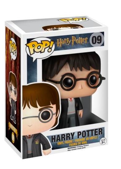 #09 Harry Potter (Sword Of Gryffindor) | Harry Potter Funko Pop! Vinyl in box