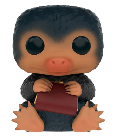 #09 Niffler (Coin Purse) | Fantastic Beasts Funko Pop! Vinyl