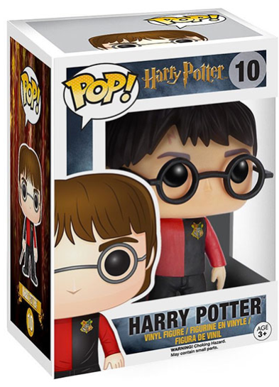#10 Harry Potter (Triwizard Tournament) | Harry Potter Funko Pop! Vinyl in box