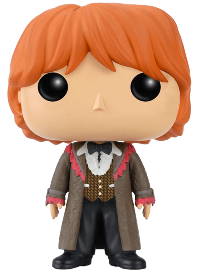 #12 Ron Weasley (Yule Ball) | Harry Potter Funko Pop! Vinyl