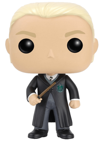#13 Draco Malfoy | Harry Potter Funko Pop! Vinyl