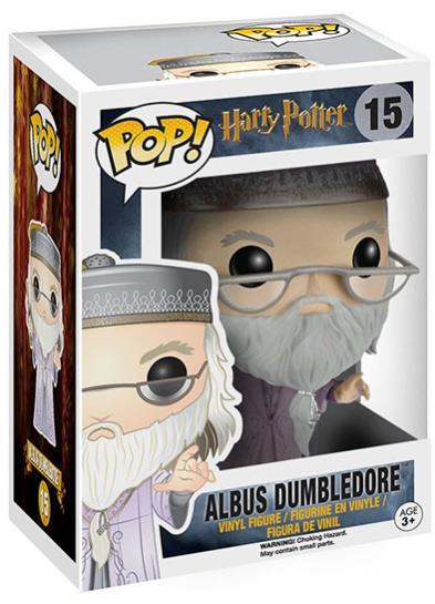 #15 Albus Dumbledore (Yule Ball) | Harry Potter Funko Pop! Vinyl in box
