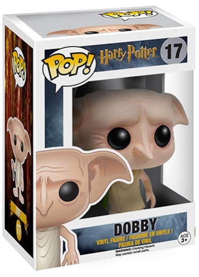#17 Dobby | Harry Potter Funko Pop! Vinyl in box