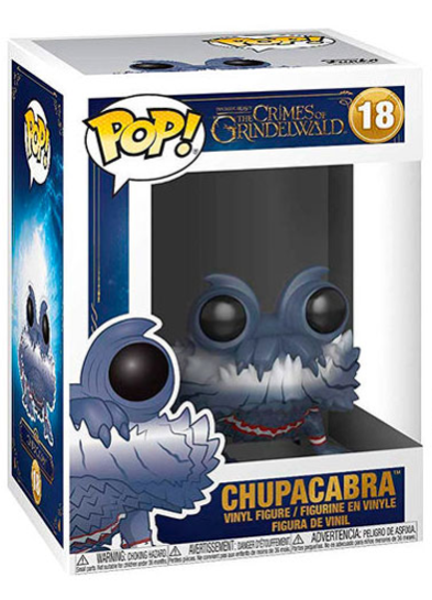#18 Chupacabra | Fantastic Beasts Funko Pop! Vinyl in box