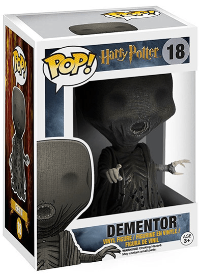 #18 Dementor | Harry Potter Funko Pop! Vinyl in box