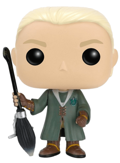#19 Draco Malfoy (Quidditch) | Harry Potter Funko Pop! Vinyl
