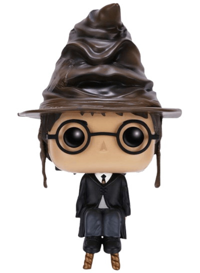 #21 Harry Potter (Sorting Hat) | Harry Potter Funko Pop! Vinyl