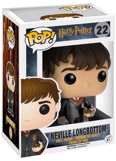 #22 Neville Longbottom | Harry Potter Funko Pop! Vinyl in box