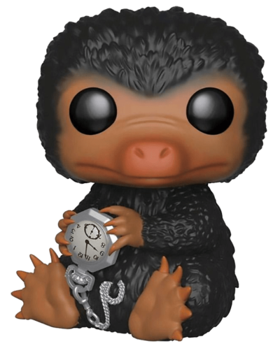 #22 Niffler (10″ Super Sized Pop) | Fantastic Beasts Funko Pop! Vinyl