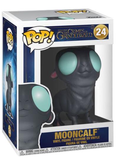 #24 Mooncalf   Fantastic Beasts Funko Pop! Vinyl in box
