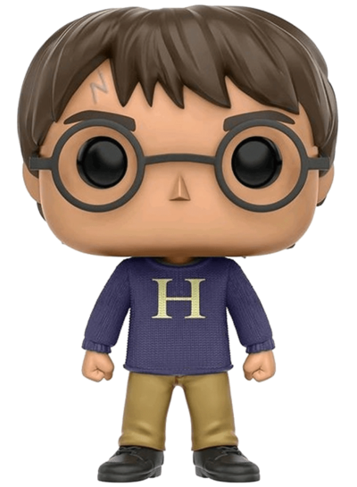 "#27 Harry Potter (""H"" Sweater) 