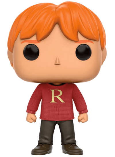 "#28 Ron Weasley (""R"" Sweater) 