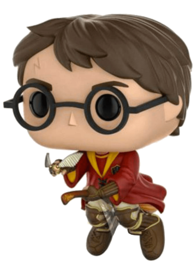 #31 Harry Potter (On Broom) | Harry Potter Funko Pop! Vinyl