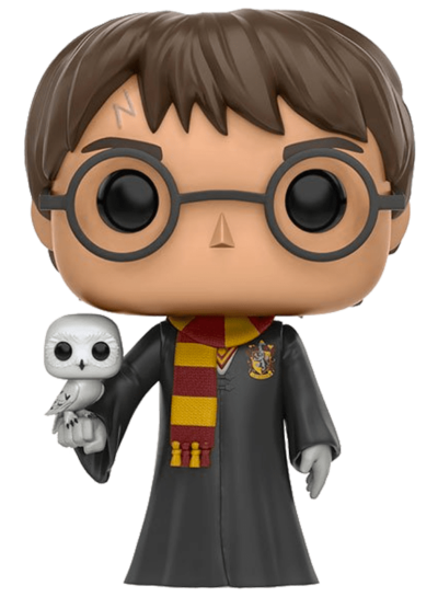 #31 Harry Potter (With Hedwig) | Harry Potter Funko Pop! Vinyl