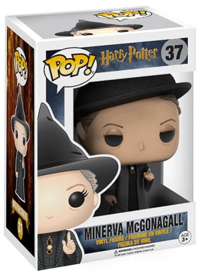 #37 Minerva McGonagall | Harry Potter Funko Pop! Vinyl in box