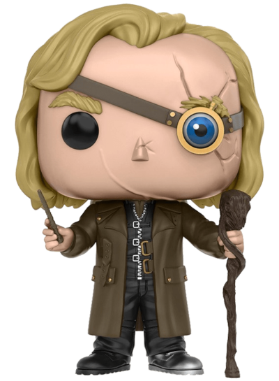 #38 Mad-Eye Moody | Harry Potter Funko Pop! Vinyl