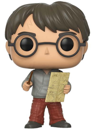 #42 Harry Potter (Marauder's Map) | Harry Potter Funko Pop! Vinyl
