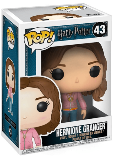 #43 Hermione Granger (Time Turner) | Harry Potter Funko Pop! Vinyl in box