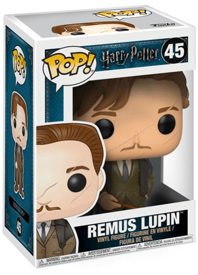#45 Remus Lupin | Harry Potter Funko Pop! Vinyl in box
