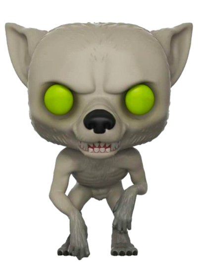 #49 Remus Lupin (As Werewolf) | Harry Potter Funko Pop! Vinyl