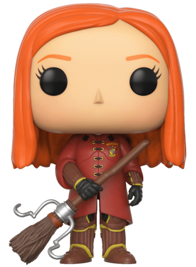 #50 Ginny Weasley (Quidditch) | Harry Potter Funko Pop! Vinyl