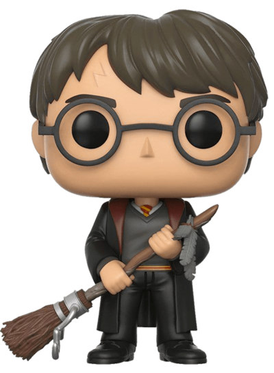 #51 Harry Potter (Firebolt) | Harry Potter Funko Pop! Vinyl