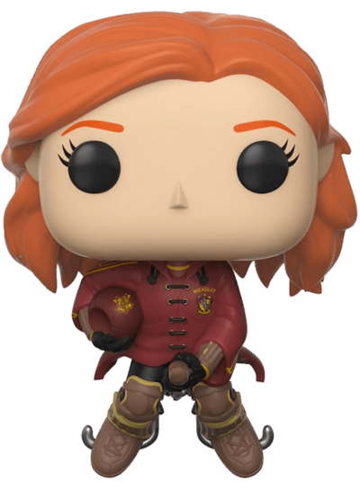 #53 Ginny Weasley (Quidditch Broom) | Harry Potter Funko Pop! Vinyl