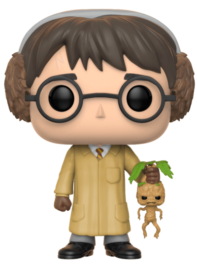 #55 Harry Potter (Herbology) | Harry Potter Funko Pop! Vinyl