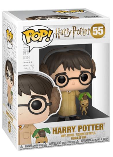 #55 Harry Potter (Herbology) | Harry Potter Funko Pop! Vinyl in box