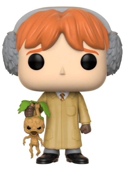 #56 Ron Weasley (Herbology) | Harry Potter Funko Pop! Vinyl