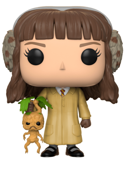 #57 Hermione Granger (Herbology) | Harry Potter Funko Pop! Vinyl