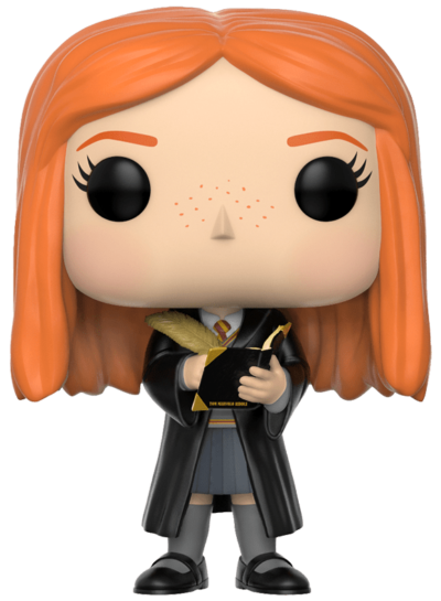 #58 Ginny Weasley (With Diary) | Harry Potter Funko Pop! Vinyl