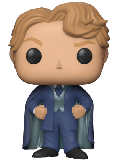 #59 Gilderoy Lockhart (Blue Suit) | Harry Potter Funko Pop! Vinyl