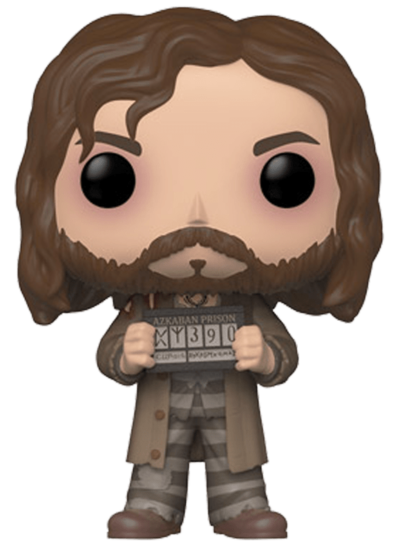 #67 Sirius Black (Azkaban) | Harry Potter Funko Pop! Vinyl