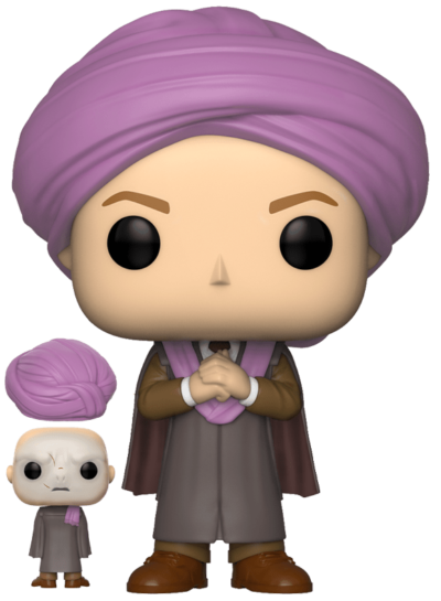 #68 Professor Quirrell | Harry Potter Funko Pop! Vinyl
