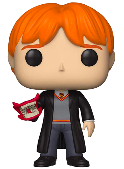 #71 Ron Weasley (With Howler) | Harry Potter Funko Pop! Vinyl