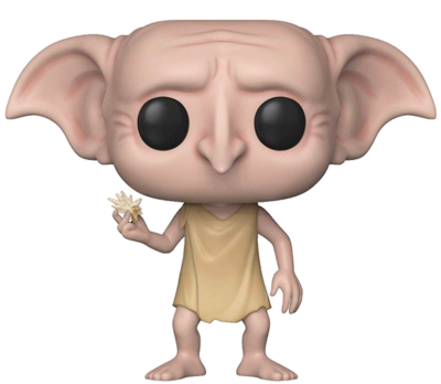 #75 Dobby (Snapping Fingers) | Harry Potter Funko Pop! Vinyl