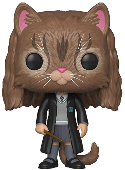 #77 Hermione Granger (As Cat) | Harry Potter Funko Pop! Vinyl