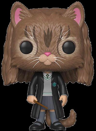 #77 Hermione Granger (As Cat) | Harry Potter Funko Pop! Vinyl