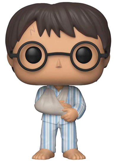 #79 Harry Potter (Pyjamas/Broken Arm) | Harry Potter Funko Pop! Vinyl