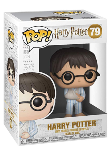 #79 Harry Potter (Pyjamas/Broken Arm) | Harry Potter Funko Pop! Vinyl in box